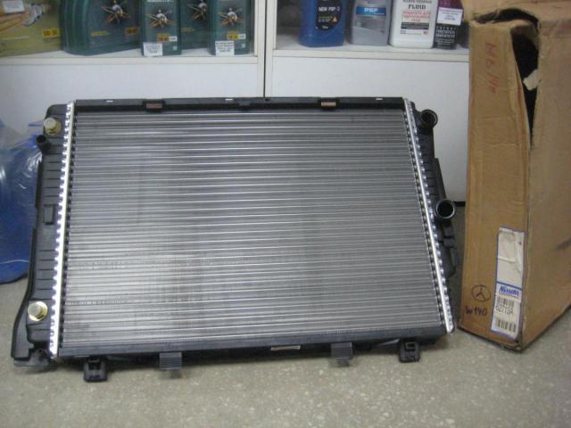 Радиатор MB w140.JPG