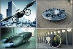 Технологические автомобили современности