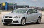 Chevrolet намеревается «зарядить» седан SS