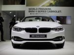 BMW представил открытую версию купе 4 Series сразу на двух автосалонах