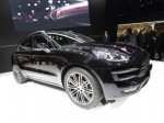 Porsche Macan дебютировал в Лос-Анджелесе