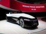 Спортивный электрокар Nissan BladeGlider отправится в серию