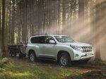 Toyota вывела в российские продажи обновленный Land Cruiser Prado