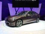 Infiniti представила седан Q50 с немецким мотором