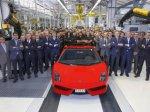 Lamborghini прекратила выпуск купе Gallardo