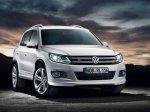 Volkswagen начал продажи спортивной версии кроссовера Tiguan