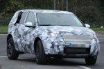 Land Rover Freelander впервые замечен в собственном кузове