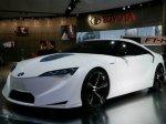 Toyota привезет в Детройт возможного преемника Supra