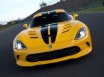 Мощность нового SRT Viper увеличится до 654 «лошадей»