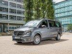 Mercedes представил новое поколение минивэна Vito