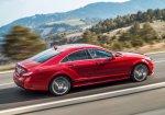 Новый Mercedes-Benz CLS обзавелся рублевыми ценами