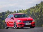 Потрясающий новый а-класс от Mercedes-Benz