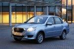 Седан Datsun on-Do пока пользуется спросом