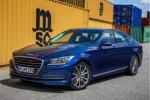Hyundai готовит для седана Genesis новый турбомотор