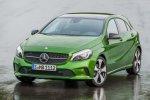 Россияне узнали ценники на обновленный Mercedes-Benz A-class