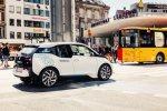 BMW i3 осваивает каршеринг