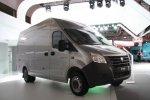Компания «Группа ГАЗ» представила новую ГАЗель