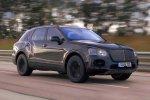 Bentley Bentayga проверили на скорость