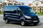 Ford Transit признан «фургоном года» в России