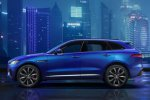 Jaguar F-Pace увидели без камуфляжа