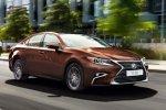 Lexus открыл заказы на обновленный седан ES