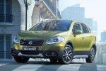 Suzuki SX4 получил турбомотор