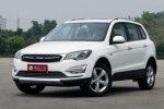 Китайская Zotye выпустила вторую копию Volkswagen Tiguan под другим именем