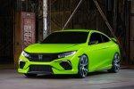 Новое поколение Honda Civic рассекретят в сентябре