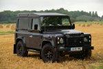 Первые компьютерные снимки Land Rover Defender