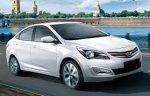 Вскоре начнутся продажи в РФ обновленной модели Hyundai Solaris