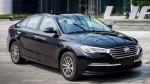 Lifan представит в России свой новый флагманский седан