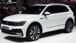 Проводятся тесты Volkswagen Tiguan