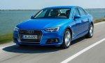 В Европе возрастают продажи Audi A4