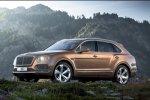 Bentley создаст кроссовер на базе Bentayga