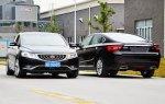 В России будет представлен новый Emgrand GT от Geely