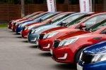 Машины покинувшие российский рынок в 2017 году