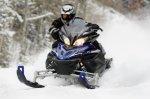 Снегоход и езда на нем