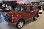 LADA 4x4 является лидером российского экспорта автокаров