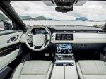 Сенсорная панель от Range Rover Velar