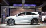 Acura продемонстрировала кроссовер RDX нового поколения