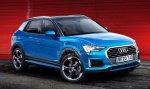 Новый компактный кроссовер Audi Q1 появится в 2020 году