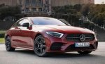 Четырехдверное купе Mercedes-Benz CLS 400d 4Matic