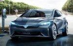 В Китае дебютирует хэтчбэк Buick Velite 6