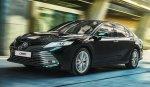 В России начали продавать новую Toyota Camry