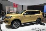 Новый рамный внедорожник Nissan Terra