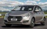 Пятидверный бюджетный хэтчбэк Hyundai HB20