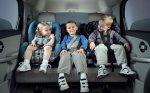 Виды крепления детского автокресла: ремни безопасности, изофикс и система Latch
