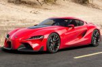 Озвучены цены на спорткар Toyota Supra
