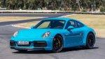 Восьмое поколение спорткара Porsche 911