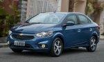 Обновление бюджетного седана Chevrolet Prisma